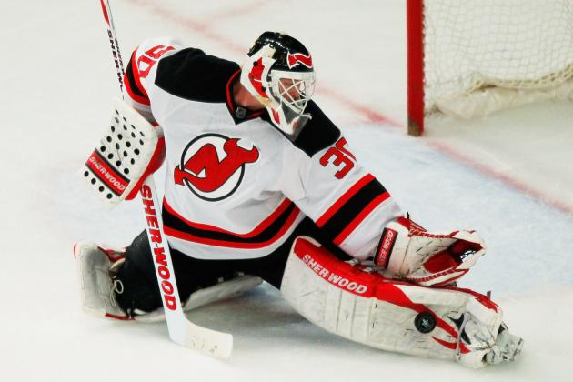 NHL Playoffs 2012: 3 Stars for the New Jersey Devils in Game 2