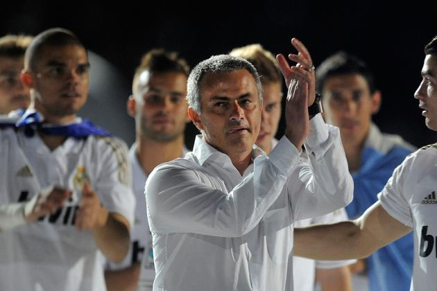 Jose Mourinho's Top 10 Quotes of the Season at Real Madrid