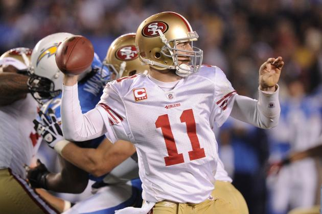 San Francisco 49ers: 10 Players Most Responsible for Success or Failure in 2012