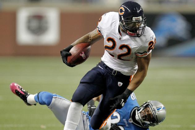 5 Players Most Responsible for the Chicago Bears' Success or Failure in 2012