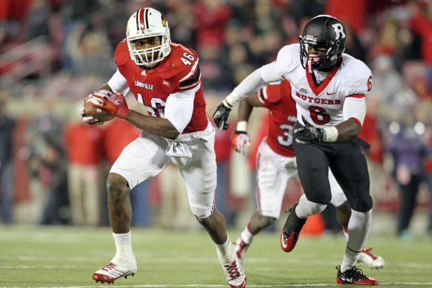 5 Undrafted Free Agents Most Likely to Make Kansas City Chiefs' Roster in 2012