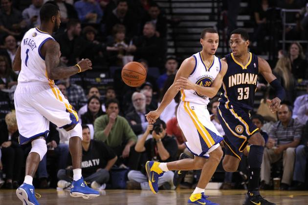 Golden State Warriors Players That Will Improve the Most in 2012