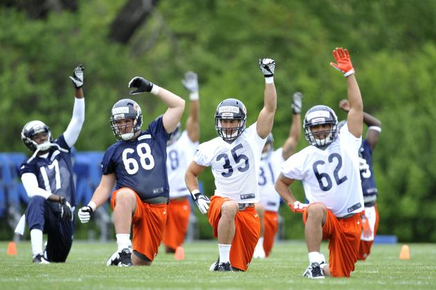 Top 9 Position Battles to Watch in Chicago Bears Training Camp