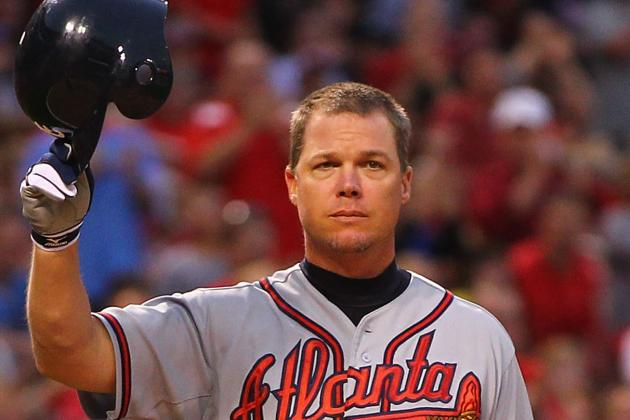Grading the Atlanta Braves Hitters After a Quarter of the Season