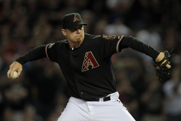 5 Replacements for J.J. Putz the Diamondbacks Need to Consider ASAP at Closer