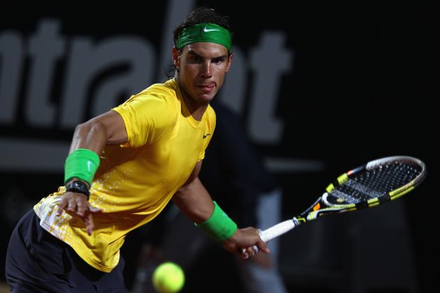 Rafael Nadal: Ranking His Biggest Threats at Roland Garros