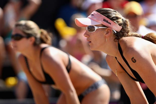 USA Olympic Women's Beach Volleyball Roster 2012: Updated Analysis for Team USA