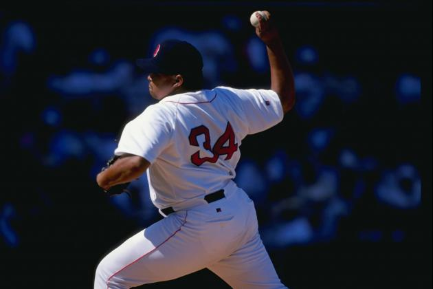 Boston Red Sox and Rich 'El Guapo' Garces: Remember That Guy?