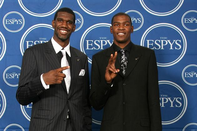Remembering Why the Portland Trail Blazers Chose Greg Oden over Kevin Durant