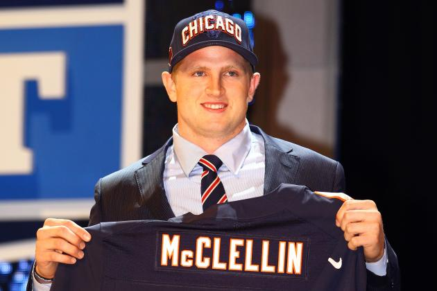 Chicago Bears: Reviewing Their 2012 NFL Draft