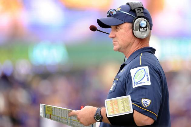 Cal Football: Is This a Make-or-Break Year for Jeff Tedford?