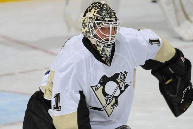 NHL Free Agency Speculation: Backup Goaltenders for the Pittsburgh Penguins