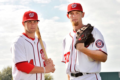 Why the Nationals Should Lock Up Strasburg, Harper to Long-Term Deals NOW