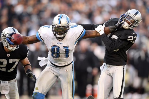 Fantasy Football: 4 Receivers Who Could Dethrone Calvin Johnson in 2012
