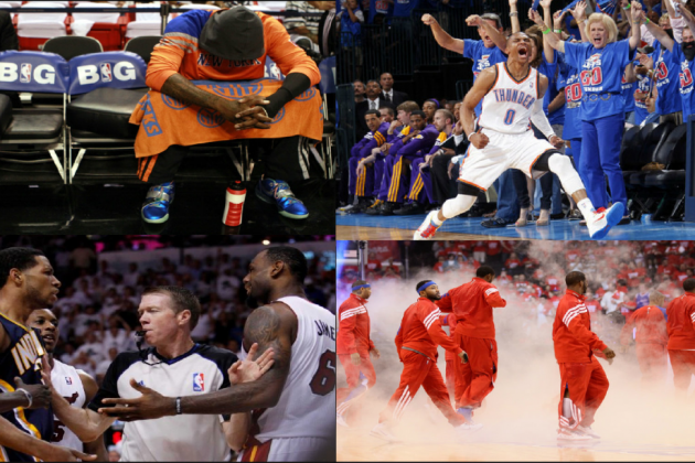 50 Most Astonishing Photos of the 2012 NBA Playoffs
