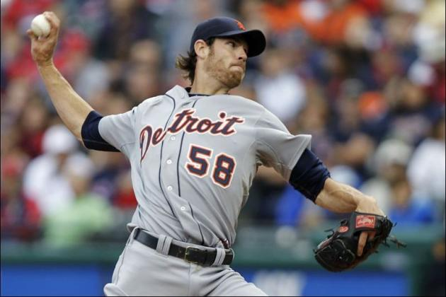 Detroit Tigers: 5 Early Signs That 2011 Was Not a Fluke for Doug Fister