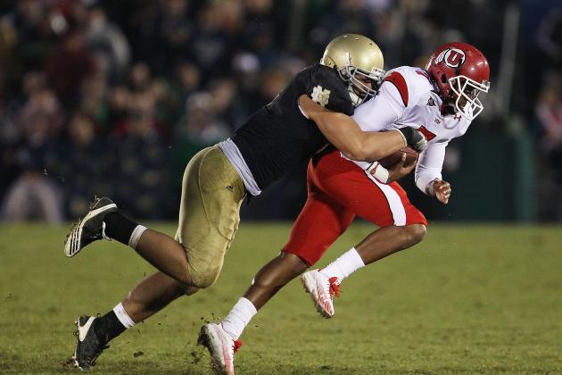College Football's Top 50 Linebackers for the 2012 Season