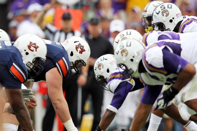 SEC Football 2012: Ranking the Schedules from Easiest to Toughest