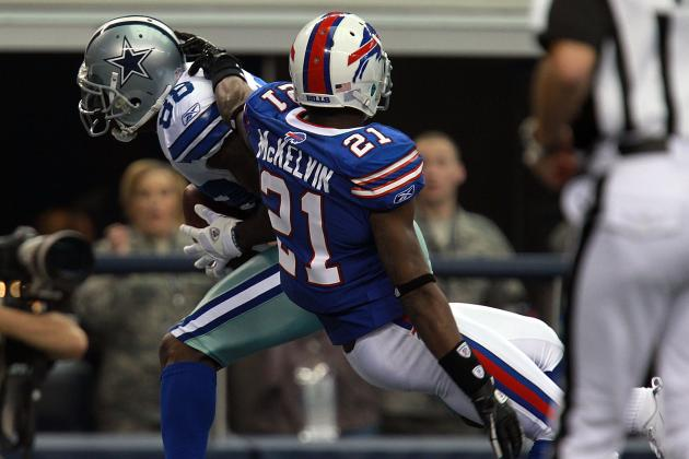 The 25 Buffalo Bills Whose Jobs Are in Most Jeopardy in 2012