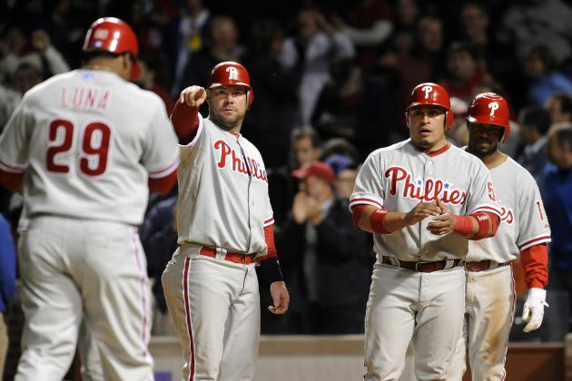 One Tell-All Stat About All 25 Philadelphia Phillies Players