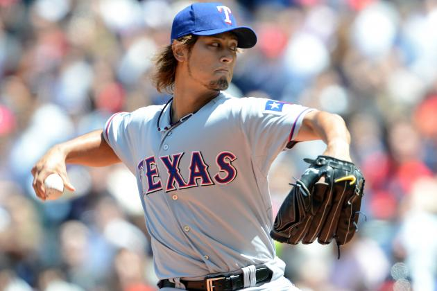 Fantasy Baseball 2012: Top 10 2-Start Pitchers for May 21-27