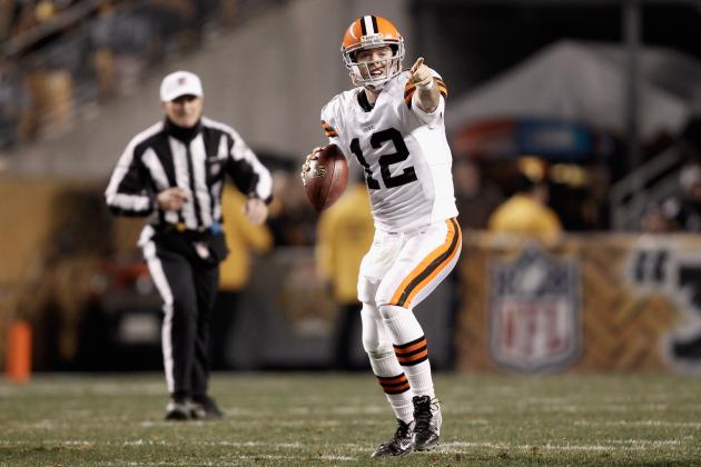 Cleveland Browns: 6 Reasons Colt McCoy Could Start over Brandon Weeden