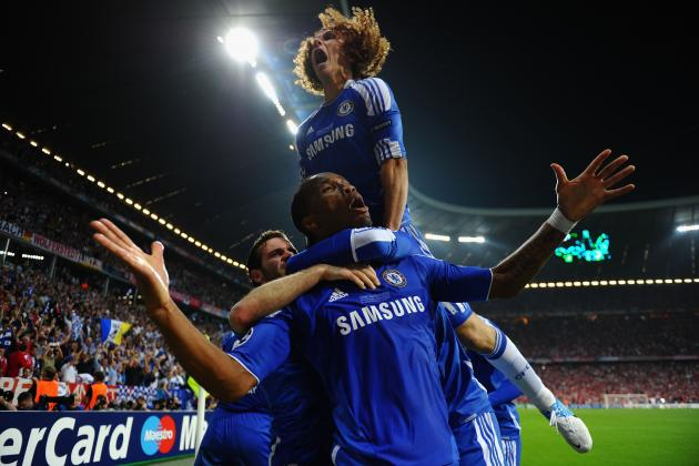 Bayern Munich vs Chelsea: 25 Most Incredible Photos From Champions League Final