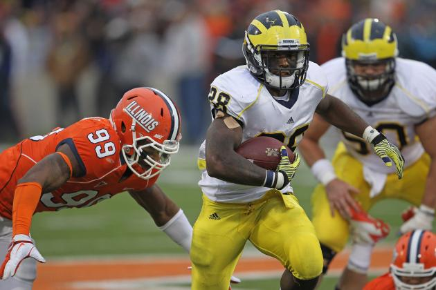 Michigan Football: Wolverines' Away Schedule Is Most Daunting in Years