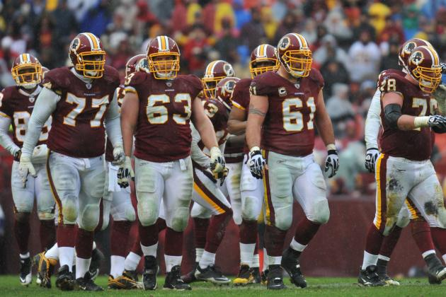 10 Worst NFL Offensive Lines in 2011