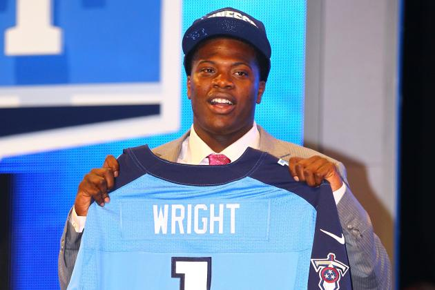 Tennessee Titans: Reviewing Their 2012 NFL Draft
