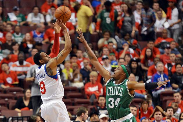 Philadelphia 76ers: 5 Ways Andre Iguodala Can out-Duel Paul Pierce