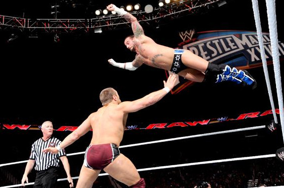 WWE over the Limit 2012: Ranking the Top 5 Matches in Order of Importance