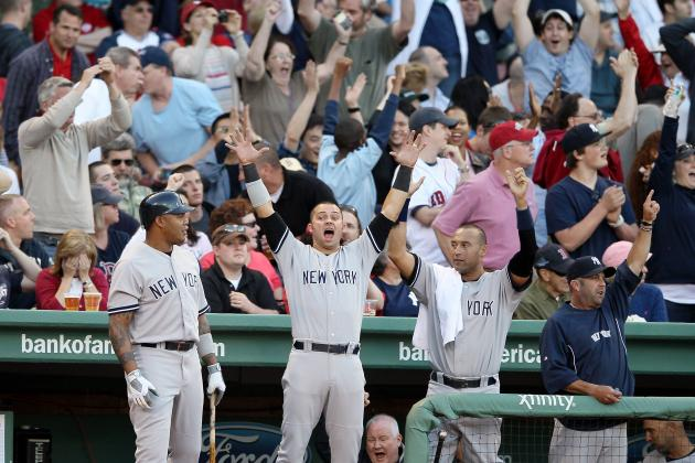 New York Yankees and Boston Red Sox: Teams Just a Few Moves from Greatness