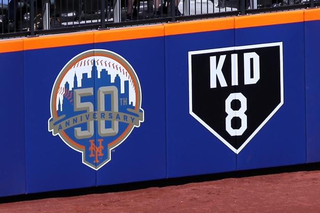 New York Mets: What Each Commemorative Patch Memorialized