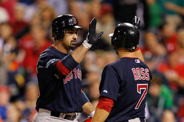 Boston Red Sox: First Quarter Grades for Each Player