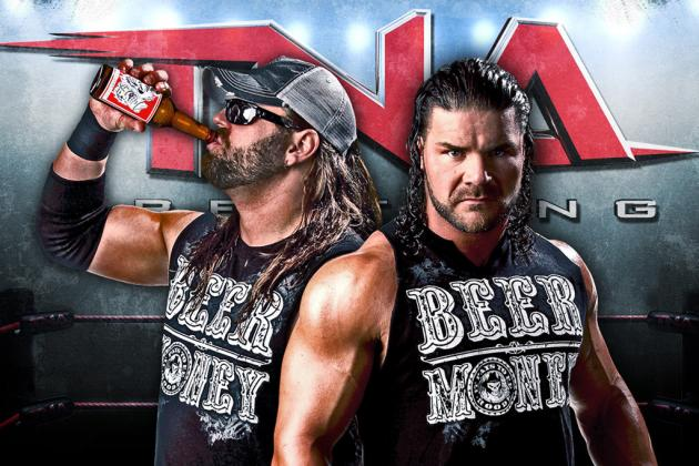 Beer Money Is the Greatest TNA Tag Team Ever