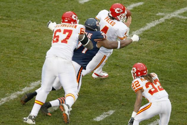 Kansas City Chiefs' 7 Weakest Links Among Projected Starters