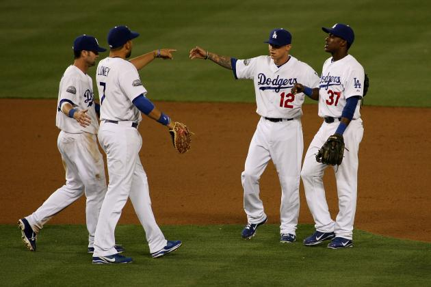 LA Dodgers: 1st-Quarter Grades for Every Player