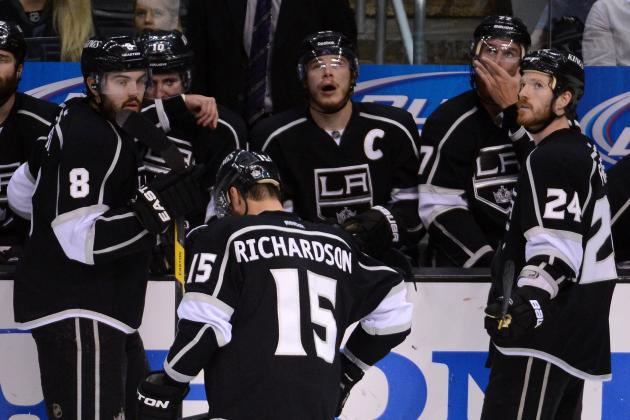 Los Angeles Kings: 5 Players Who Must Step Up To Put Away the Coyotes