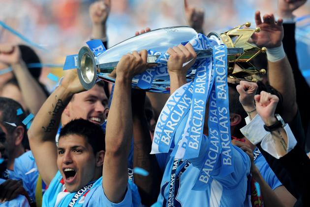 Grading Each English Premier League Club's 2011-'12 Season