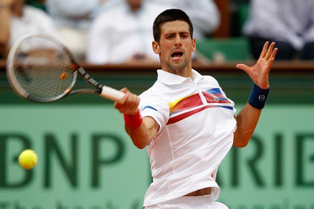 French Open Tennis 2012: Championship Odds and Predictions for Top Contenders