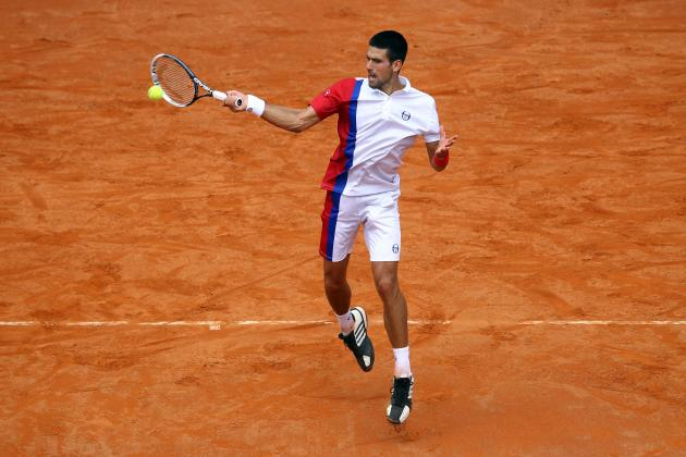 French Open 2012 Draw: Breaking Down Seedings and Brackets