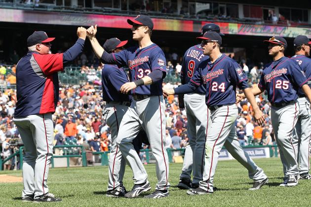 Minnesota Twins: Players of the Week 5/14-5/20