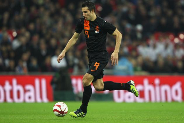Netherlands Euro 2012 Roster: Analyzing Team's Starting 11 and More