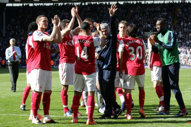 Arsenal Season Review 2011-12: Everything You Need to Know