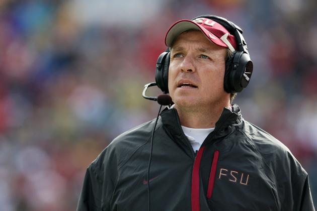 5 Bold Predictions for Jimbo Fisher's Seminoles in 2012