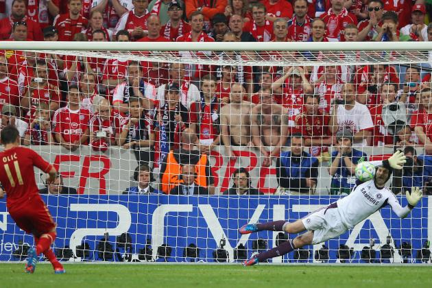 UEFA Champions League: History of Shootouts in the Final