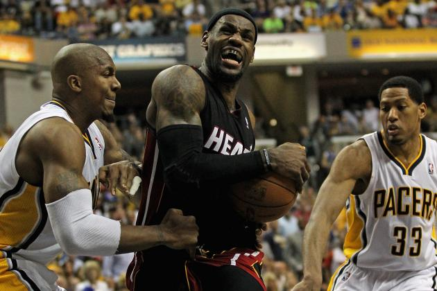 Indiana Pacers vs. Miami Heat: Two Thoughts After Game 4 of Second Round