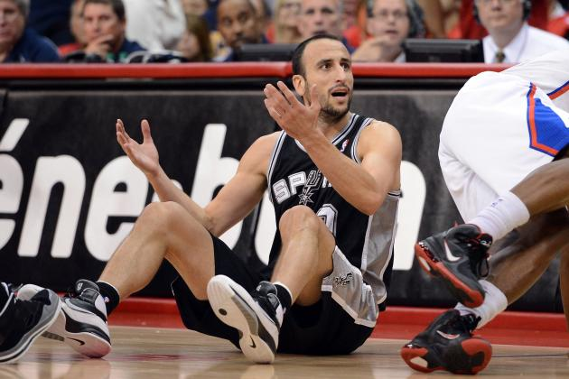 San Antonio Spurs: Ranking the Spurs' Most Heated Playoff Series