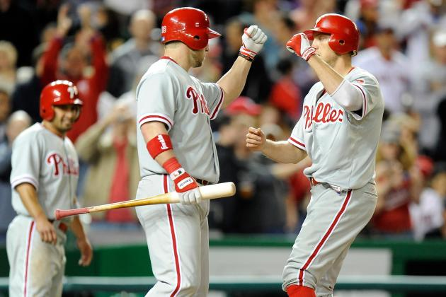 Philadelphia Phillies: How the Phillies Can Sweep the Washington Nationals